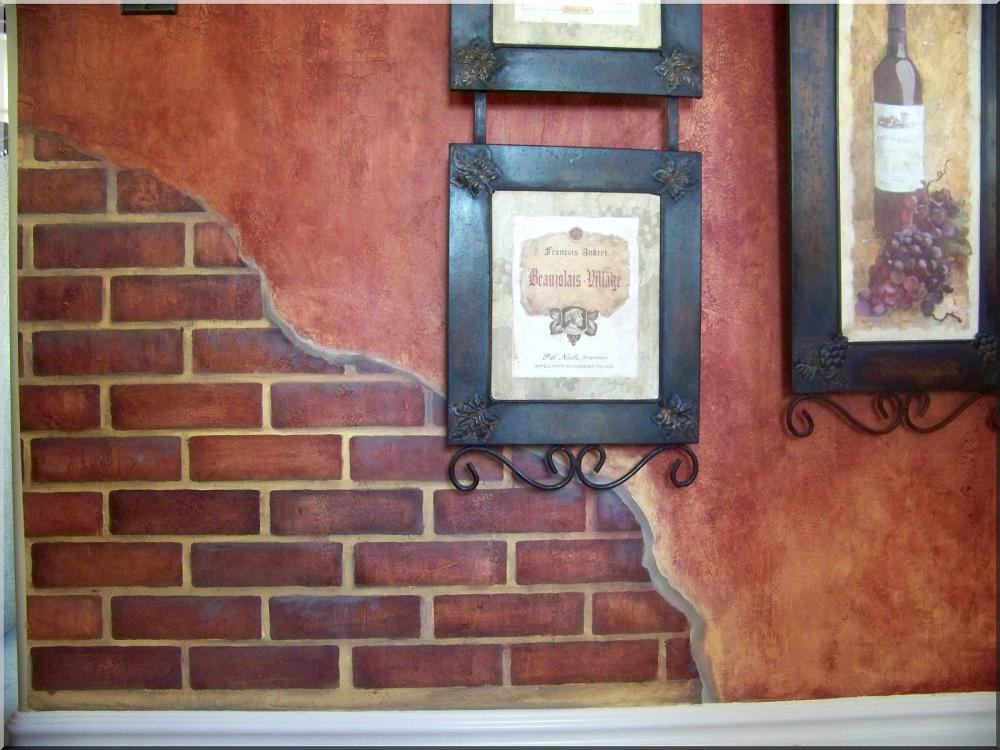 Renia's Design - San Diego Finest Murals, Trompe L'Oeil ...